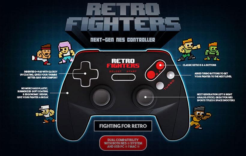 Home | Retro Fighters