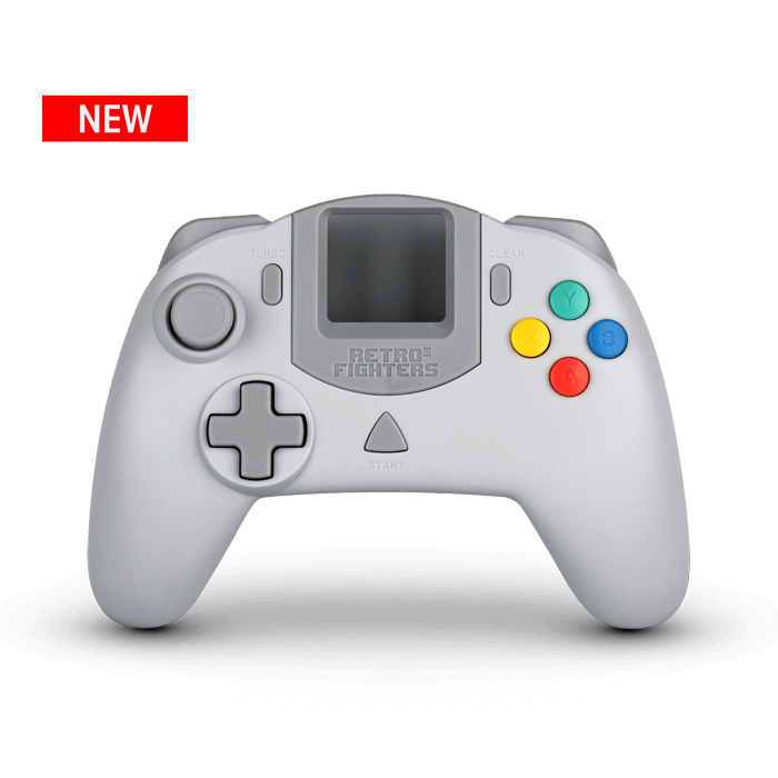 StrikerDC Dreamcast Controller