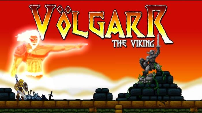 Völgarr The Viking
