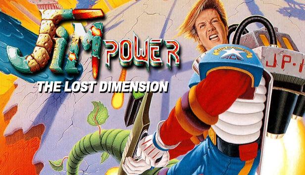 Jim Power: The Lost Dimension NES